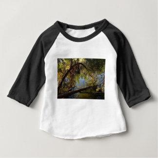 Camiseta De Bebé Lago 4 park del barranco de Franklin