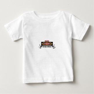 Camiseta De Bebé las 50 50 derechas de padres,