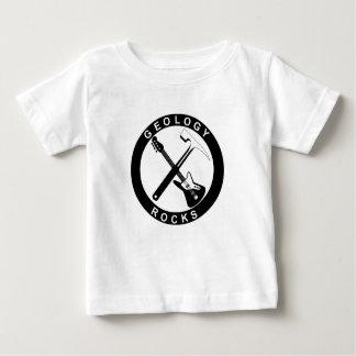 Camiseta De Bebé Las rocas de la geología serán bebés