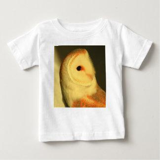 Camiseta De Bebé Lechuza común