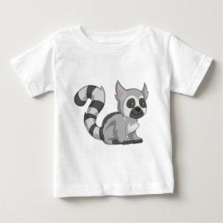 Camiseta De Bebé Lemur