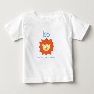 Camiseta De Bebé Leo