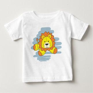 Camiseta De Bebé Leo de la selva