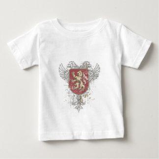Camiseta De Bebé león de la corona y la marca
