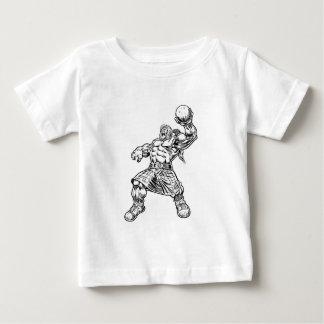 Camiseta De Bebé león de la montaña