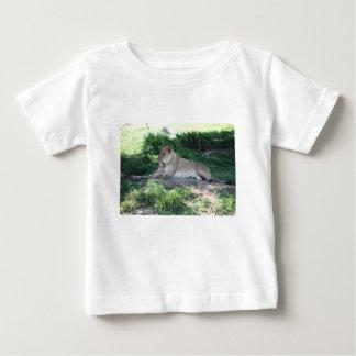 Camiseta De Bebé Leona