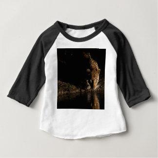 Camiseta De Bebé Leopardo africano