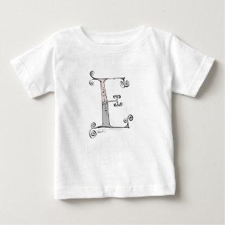 Camiseta De Bebé Letra mágica E del diseño tony de los fernandes