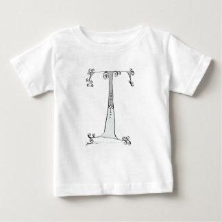 Camiseta De Bebé Letra mágica T del diseño tony de los fernandes