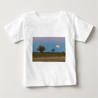 Camiseta De Bebé Levantamiento de noviembre Supermoon