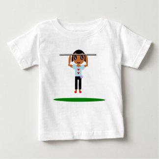 Camiseta De Bebé levante la barra