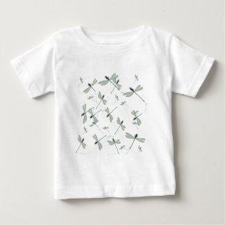 Camiseta De Bebé libélulas en el sol