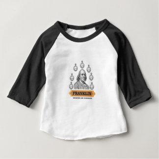 Camiseta De Bebé Líder de Ben de la ciencia