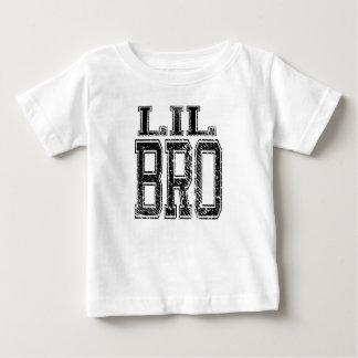 Camiseta De Bebé Lil Bro