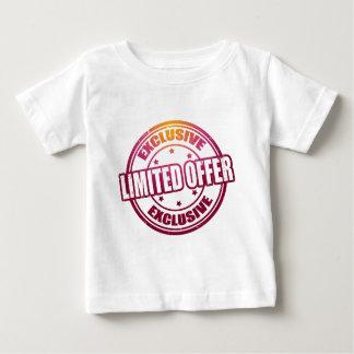 Camiseta De Bebé limited2