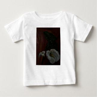 Camiseta De Bebé Lirios de Arum 1