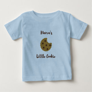 Camiseta De Bebé Little Cookie de mamá