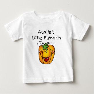 Camiseta De Bebé Little Pumpkin Tshirts y regalos de tía