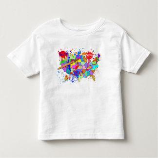 Camiseta De Bebé ¡Llevado en los E.E.U.U.! Edición fresca de la
