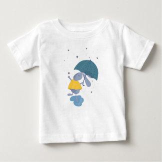Camiseta De Bebé lluvia
