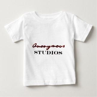 Camiseta De Bebé Logotipo anónimo de los estudios