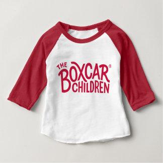 Camiseta De Bebé Logotipo del funcionario de los niños del furgón