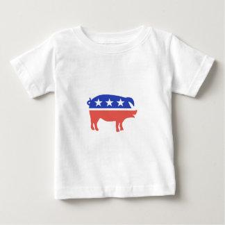 Camiseta De Bebé Logotipo del tocino