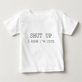 Camiseta De Bebé Los bebés son lindos