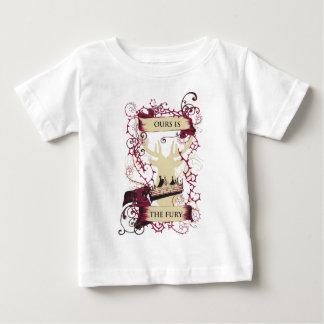 Camiseta De Bebé los ciervos coronan nuestro son la furia