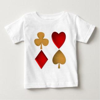 Camiseta De Bebé Los cuatro juegos