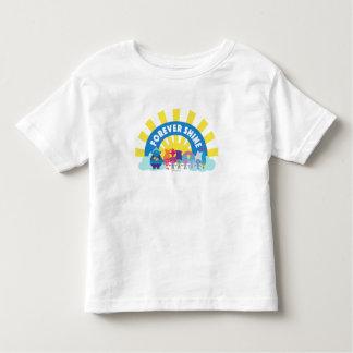 Camiseta De Bebé Los duendes el   brillan para siempre