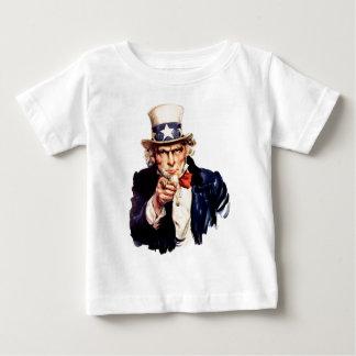 Camiseta De Bebé los E.E.U.U.