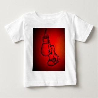 Camiseta De Bebé Los guantes de boxeo luchan el regalo de la fan o