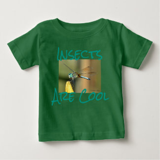 Camiseta De Bebé Los insectos son frescos