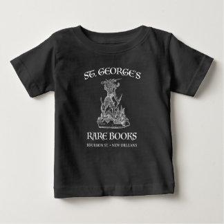 Camiseta De Bebé Los libros raros de San Jorge