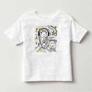 Camiseta De Bebé Los perros y los chicas son mejores amigos