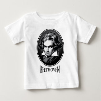 Camiseta De Bebé Ludwig van Beethoven