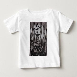 Camiseta De Bebé Luna de Bushido por Cartrer L. Shepard