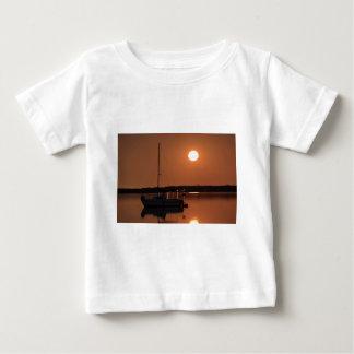 Camiseta De Bebé Luna Llena de noviembre de 2016