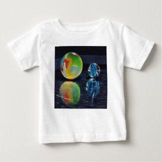 Camiseta De Bebé Luz de mármol