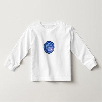 Camiseta De Bebé Lys Flower Ho Opomopono by RetroCharms