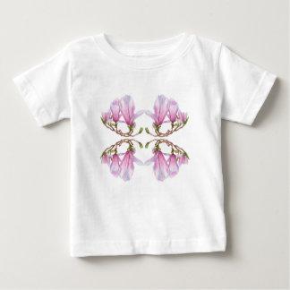 Camiseta De Bebé Magnolia