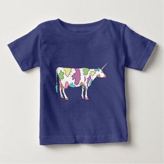 Camiseta De Bebé maíz de la vaca