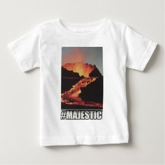 Camiseta De Bebé #majestic