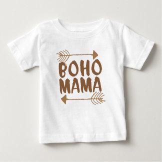 Camiseta De Bebé mamá del boho