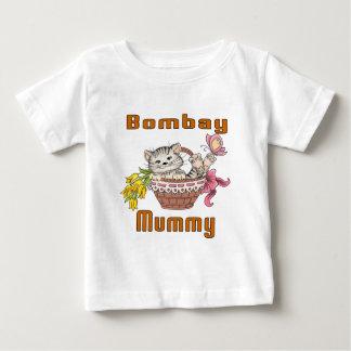Camiseta De Bebé Mamá del gato de Bombay