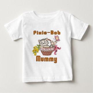 Camiseta De Bebé Mamá del gato de Duendecillo-Bob