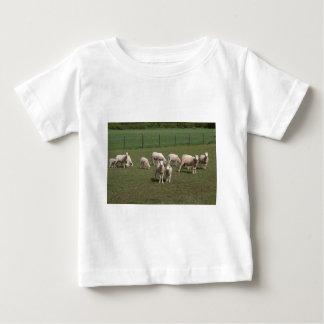 Camiseta De Bebé Manada de ovejas