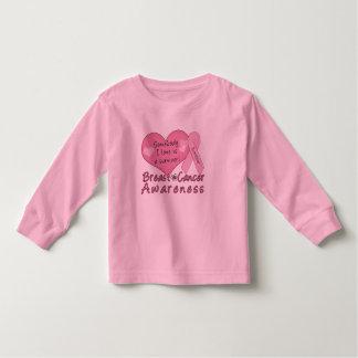 Camiseta De Bebé Manga larga del niño del superviviente del cáncer