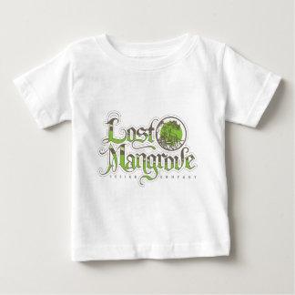 Camiseta De Bebé Mangle perdido
